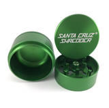 Santa Cruz Shredder - Small - 3 Piece Green