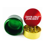 Santa Cruz Shredder - Small - 3 Piece Rasta