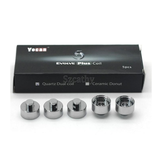Evolve Plus Coil Cap 5 Pieces Box
