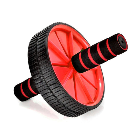 vistory active - red ab wheel vistory fitness