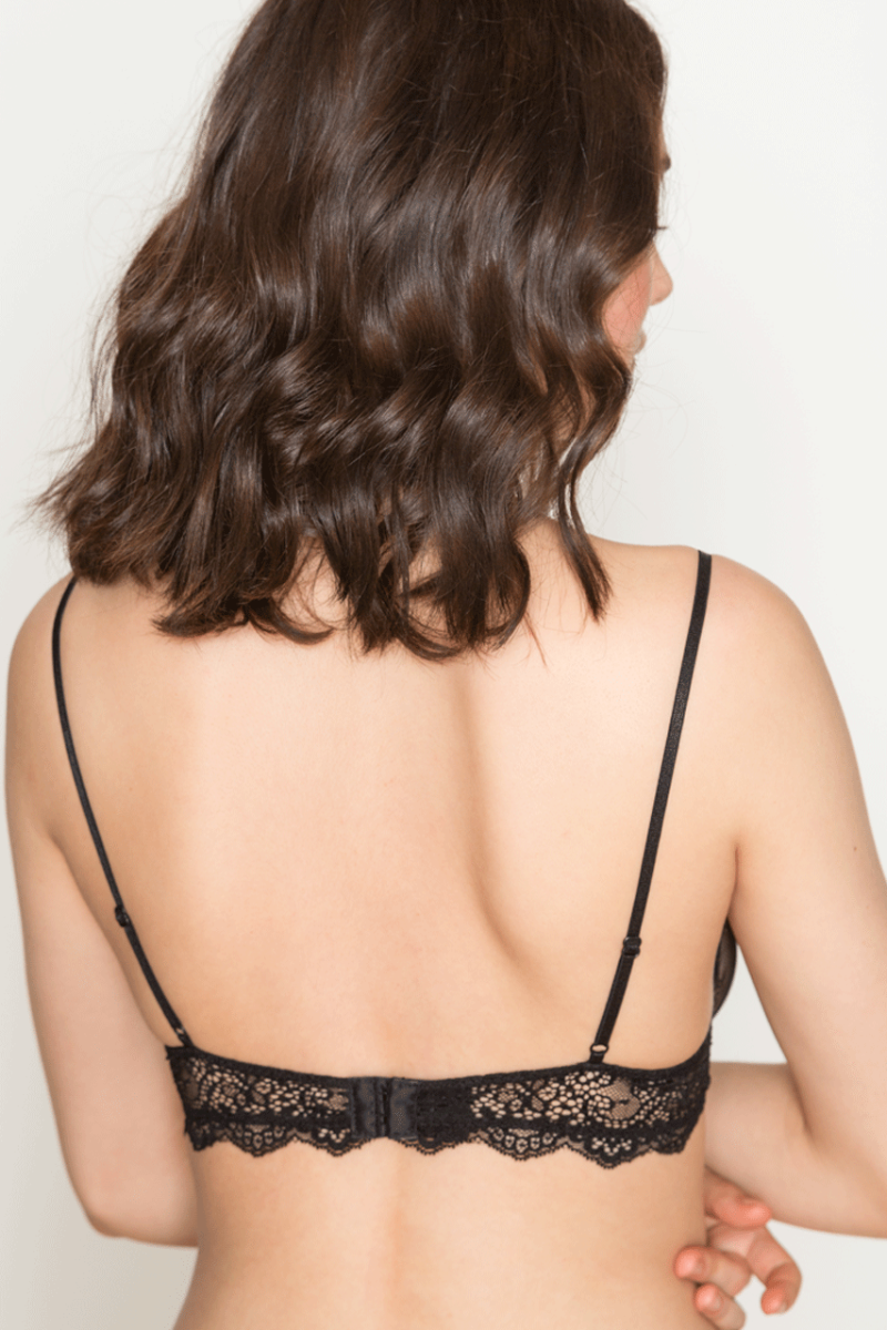 f5212f3fa Only Hearts So Fine Lace Underwire Bra 1669 – Beverly Hills Hosiery