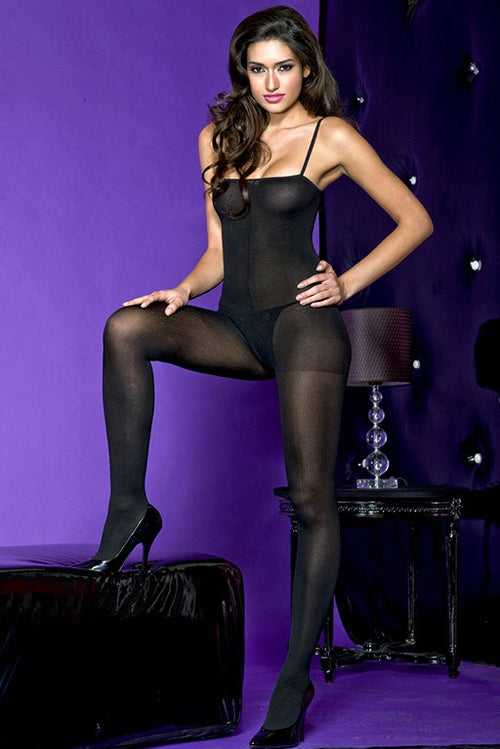 Music Legs 1747 Opaque Bodystocking