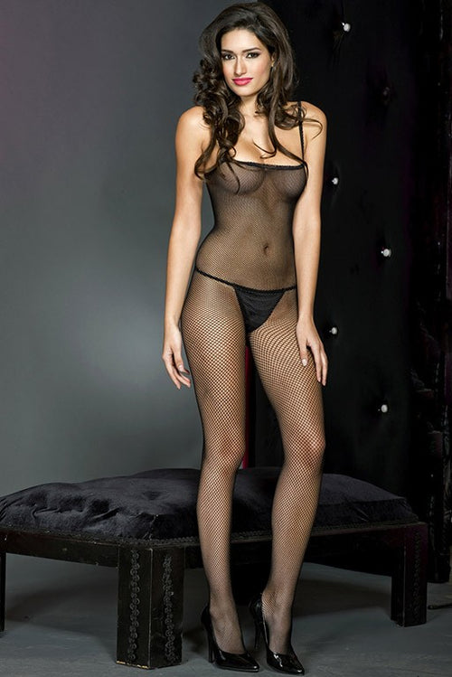 Music Legs 1901 Fishnet Bodystocking
