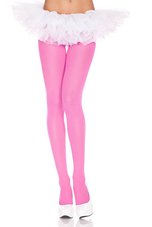 Music Legs 747 Opaque Tights (Colors K-O)