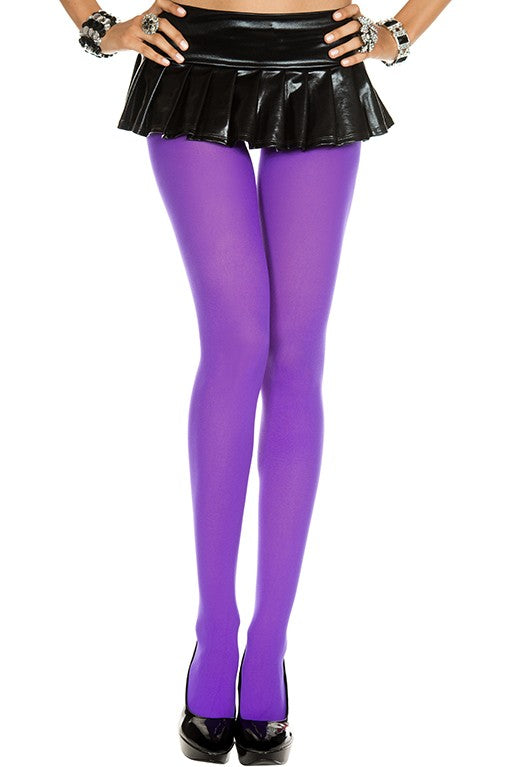c40c17dda65 Music Legs 747 Opaque Tights (Colors P-Z) – Beverly Hills Hosiery