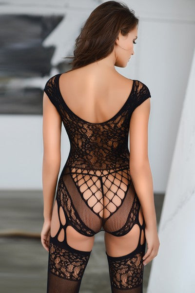 Yelete 818JT169Q Bodystocking Queen