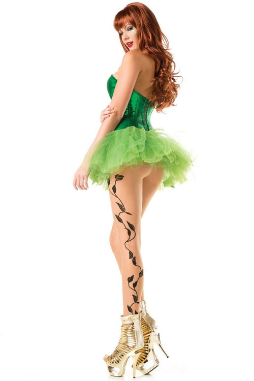 Be Wicked 2 Piece Sexy Ivy Costume BW1431C