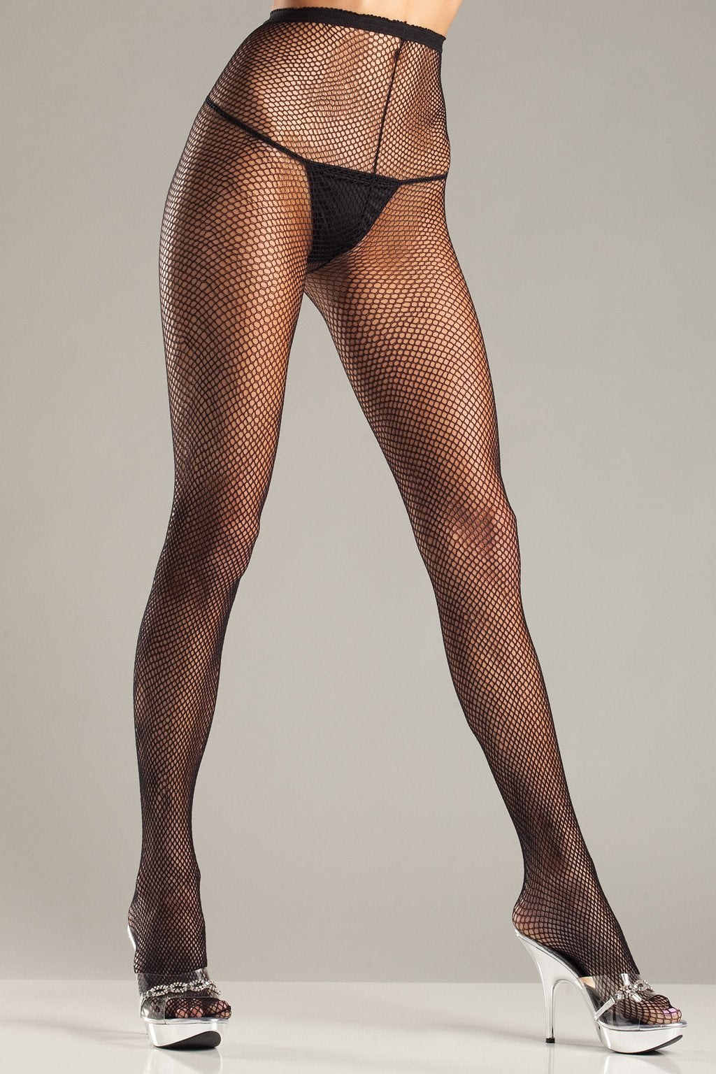 Be Wicked BW529 Fishnet Pantyhose