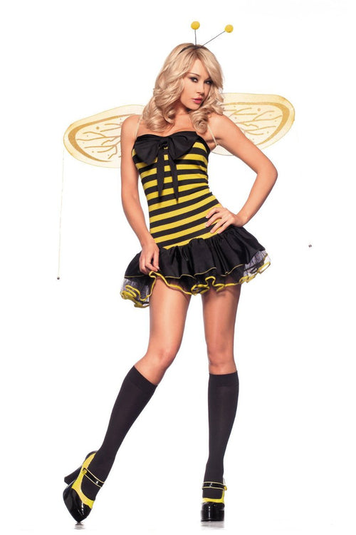 Be Wicked 3 Piece Lil' Bumble Bee Costume  BW801