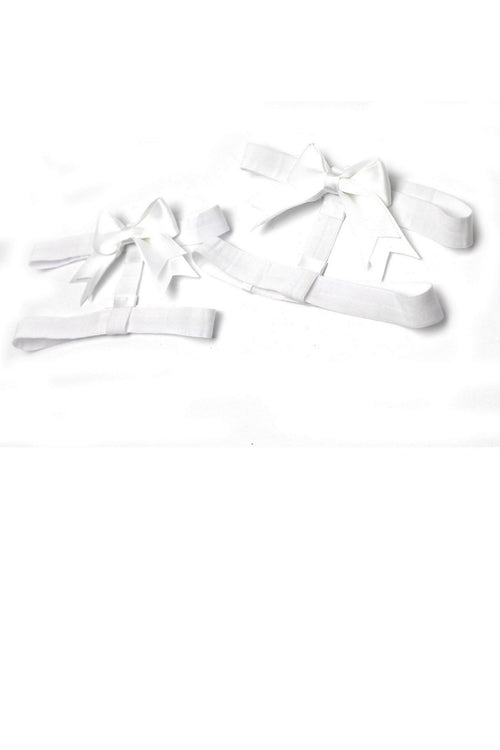 TYES Invitation White Garter