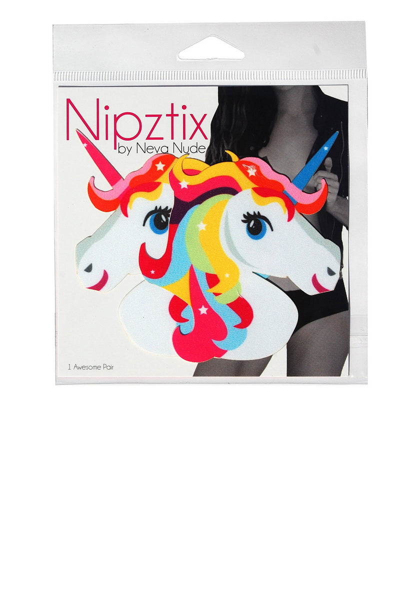 Nipztix  Unicorn Pasties - UNC NS 001
