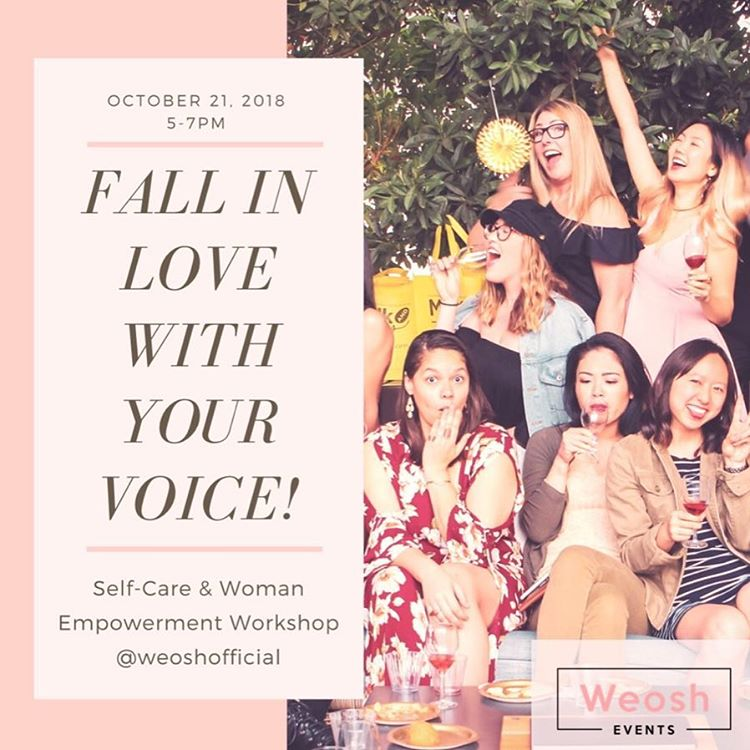 Fall In Love With Your Voice!