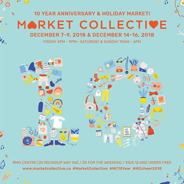 Market Collective 10 Year Anniversary & Holiday Market