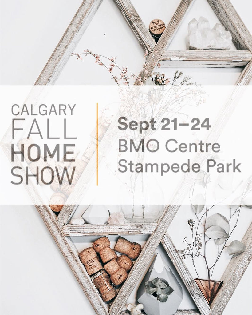 Calgary Fall Home Show Sep 21-24