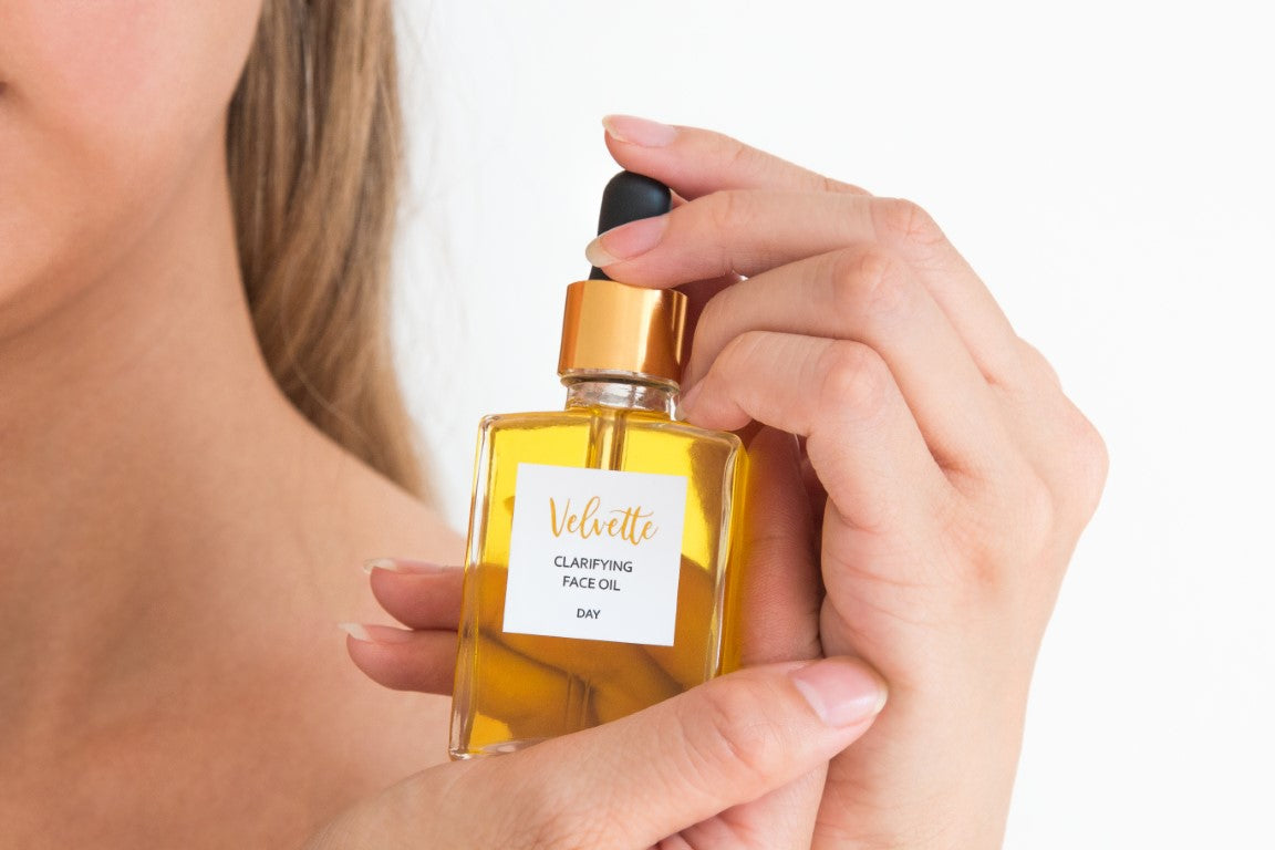Velvette - Oils are key to every good skincare routine