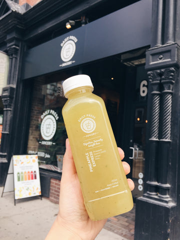 Daily Press Juicery Pineapple Express