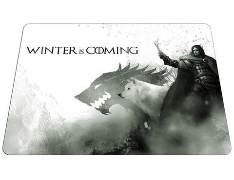 Winter is Coming Gaming Pad