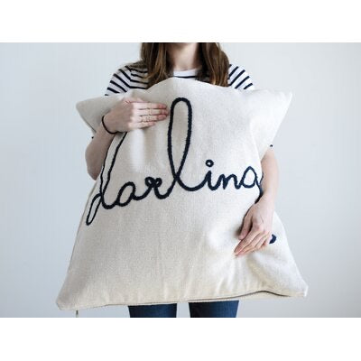 Oversized Darling Pillow