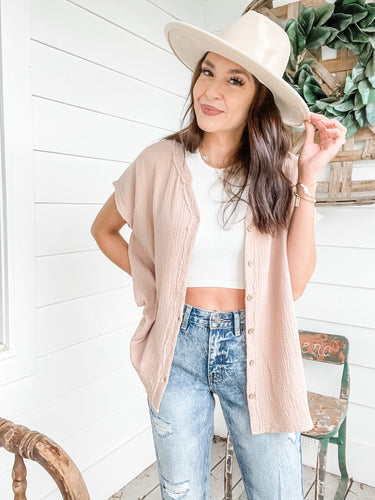 Blush Summer Breeze Top