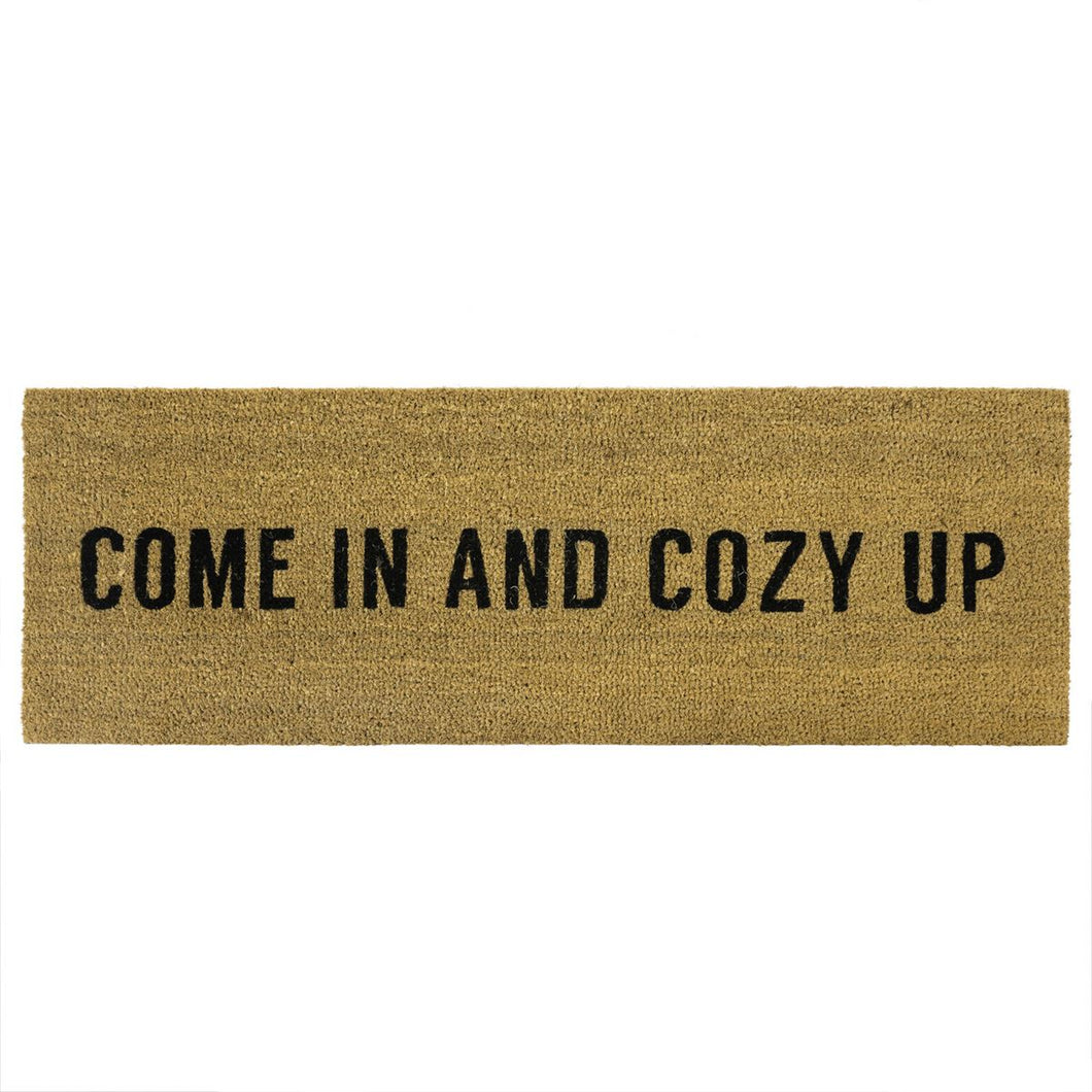 Come In & And Cozy Up Doormat