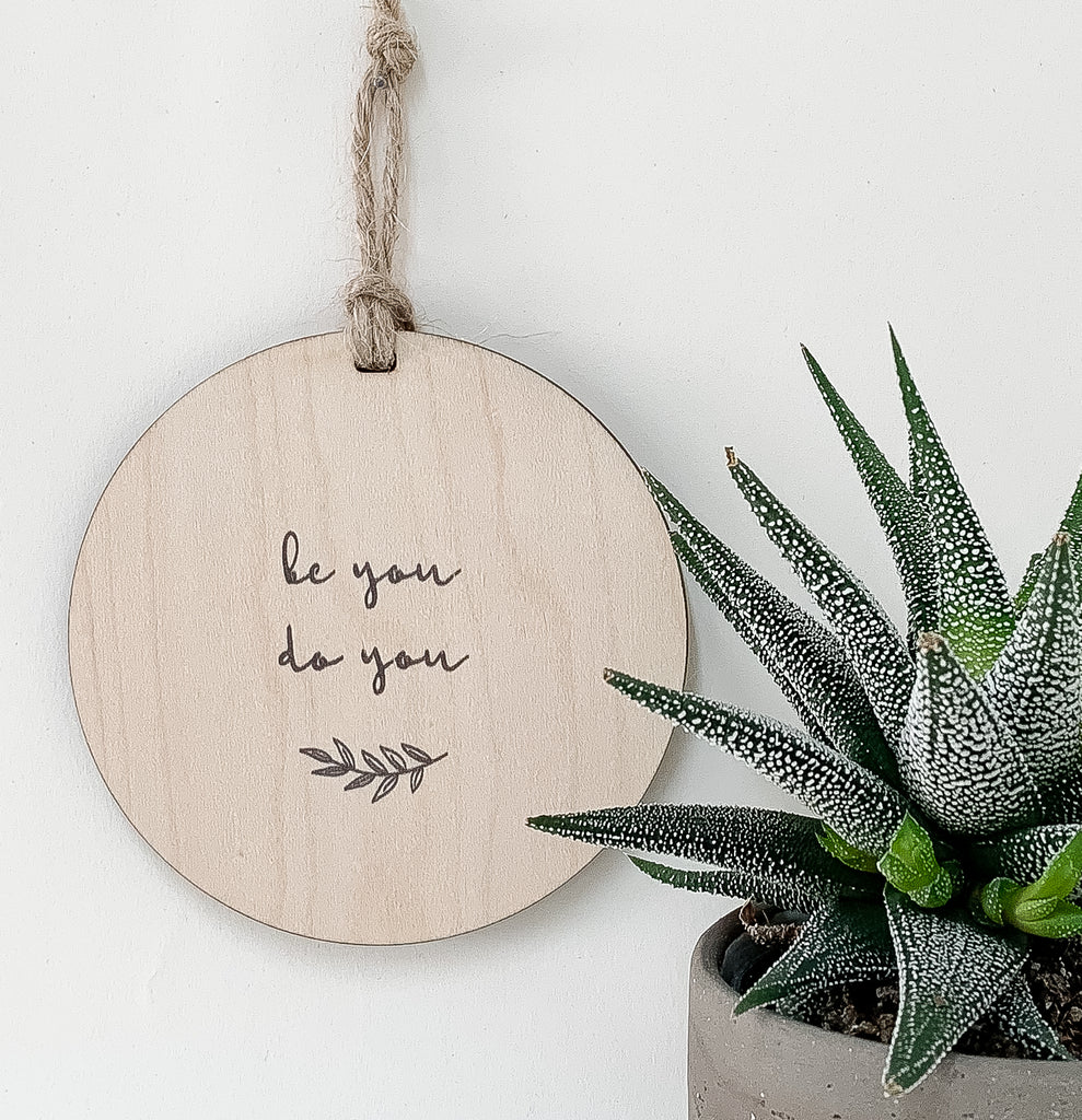 be you do you_urban nest decor