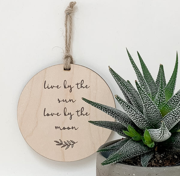 live by the sun love by the moon_urban nest decor