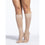 Sigvaris Sheer Fashion Women's 15-20 mmHg Knee High, Natural