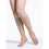 Sigvaris Sheer Fashion Women's 15-20 mmHg Knee High, Suntan
