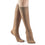 Sigvaris Sheer Fashion Women's 15-20 mmHg Knee High, Taupe