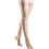 Sigvaris Sheer Fashion Women's 15-20 mmHg Thigh High, Suntan