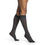 Sigvaris Medium Sheer Women's 20-30 mmHg Knee High, Nightshade
