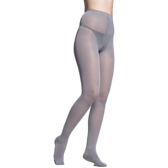 Sigvaris Soft Opaque Women's 15-20 mmHg Pantyhose, Mist