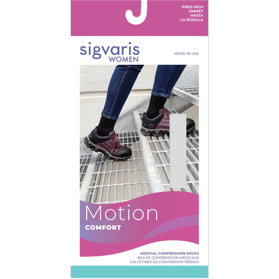 Sigvaris Comfort Women's 20-30 mmHg Knee High