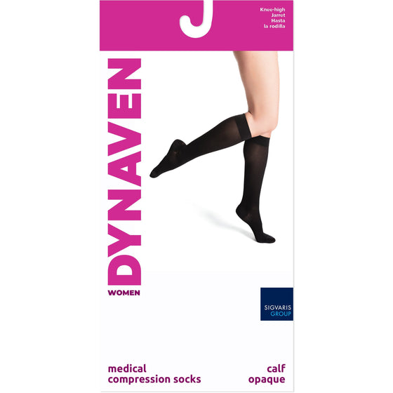 Dynaven Women's 20-30 mmHg Knee High