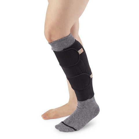 Sigvaris Compreflex Standard Calf Wrap, Black