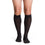 Dynaven Cushioned 20-30 mmHg Knee High, Black