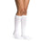 Dynaven Cushioned 20-30 mmHg Knee High, White