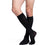 Sigvaris Opaque Men's 20-30 mmHg Knee High, Black
