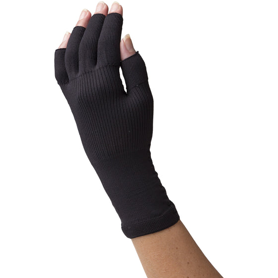 Sigvaris Secure 20-30 mmHg Glove, Black