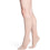 Sigvaris Sheer Women's 15-20 mmHg Knee High, Toasted Almond