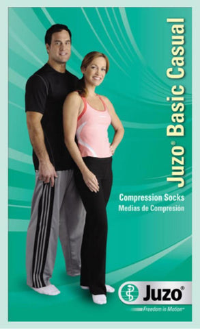 Juzo Basic 20-30 mmHg OPEN TOE Pantyhose