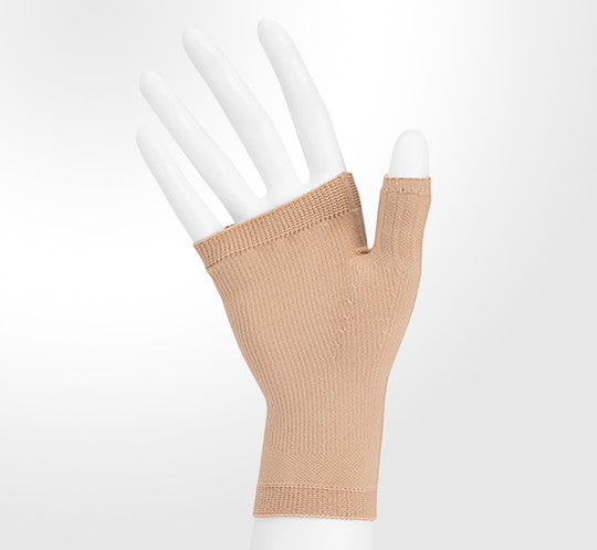 Juzo 30-40 mmHg Soft Seamless Gauntlet, Beige