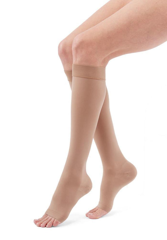 Duomed Advantage 20-30 mmHg OPEN TOE Knee High
