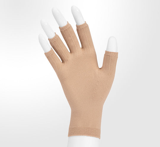 Juzo 15-20 mmHg Soft Seamless Glove, Beige