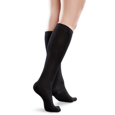 Therafirm Ease Microfiber Women's 20-30 mmHg Knee High