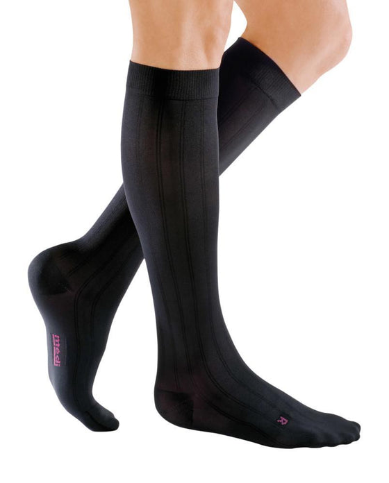 Mediven for Men Classic 15-20 mmHg Knee High, Extra Wide Calf
