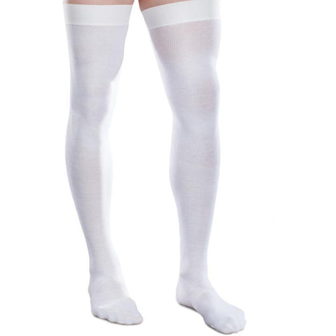 Core-Spun Cushioned 15-20 mmHg Thigh High