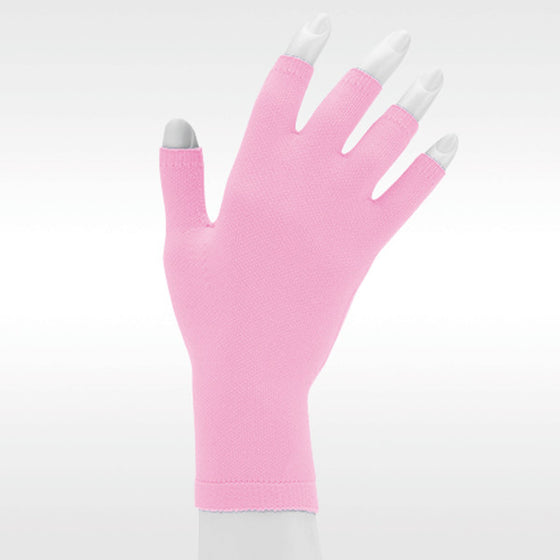 Juzo 15-20 mmHg Soft Seamless Glove, Pink