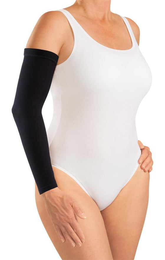 Mediven Harmony 30-40 mmHg Armsleeve w/ Beaded Silicone Top Band