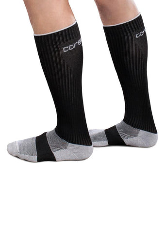 Core-Sport 20-30 mmHg Athletic Performance Compression Socks
